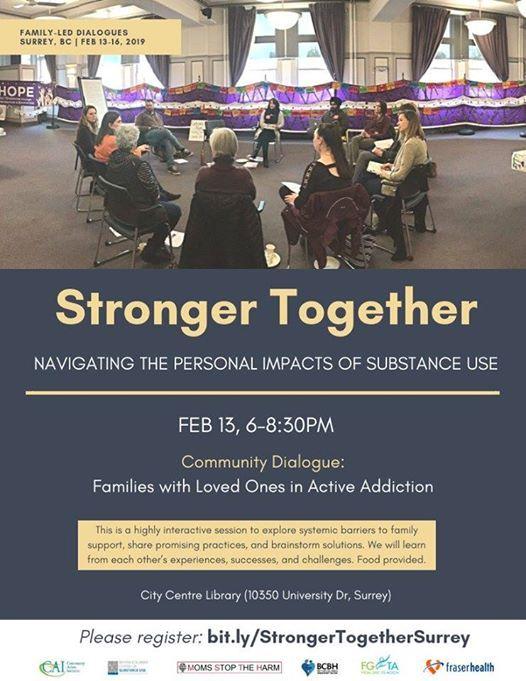 Stronger Together - Surrey