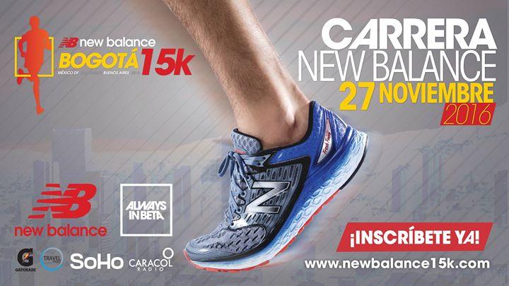 carrera new balance 2016 bogota