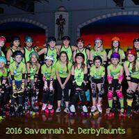 Join the DerbyTaunts at the Savannah Bananas