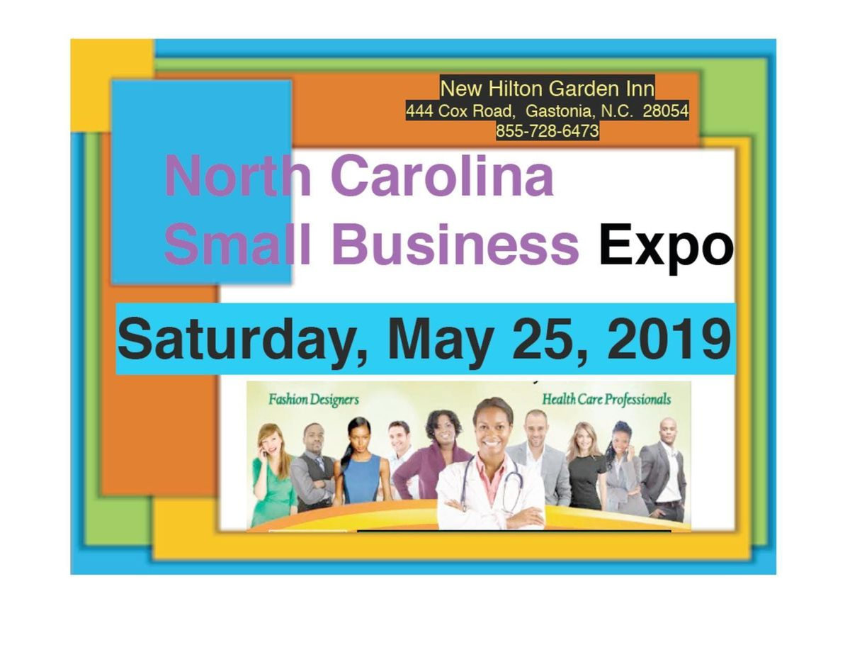NC Small Business Expo by Savoir-Faire Magazine at Hilton
