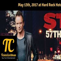Tickets for STING 57th &amp 9th Tour