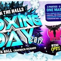 BTID Boxing Day at Park Hall