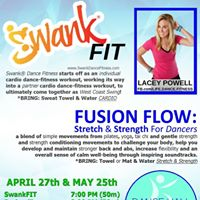 SWANK Dance Fitness - Fusion Flow with Lacey