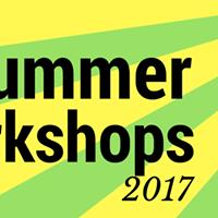 Summer Workshop 3rd-5th