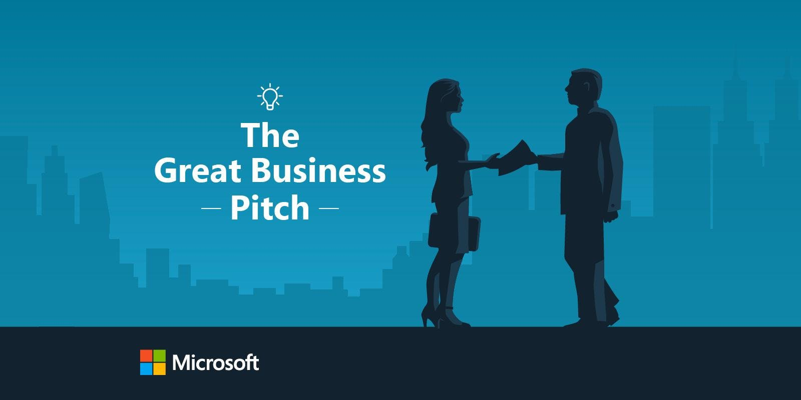 the great business pitch at microsoft store austin