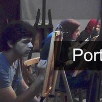 Portrait workshop in Bab Ashra l