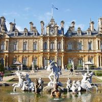 Trip to Waddesdon Manor