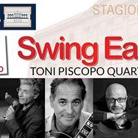 Easy Swing Tony Piscopo Quartet