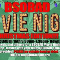 Bsobad &quotChristmas&quot Movie Night