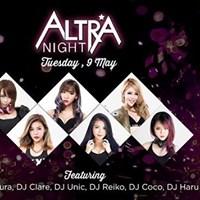 F.Club presents Altra Night (Vesak Day Eve Special)