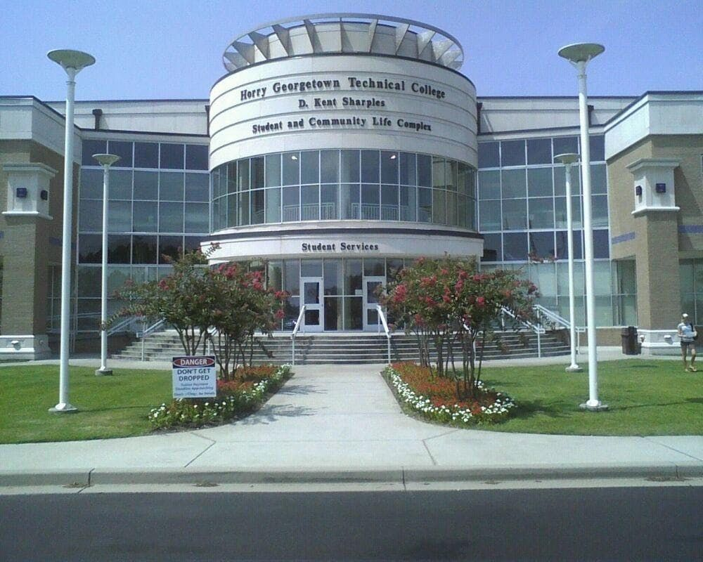 Hgtc Conway Campus Map.Taxes In Retirement Seminar Horry Georgetown Technical College