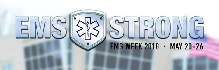 Image result for ems week 2018 logo
