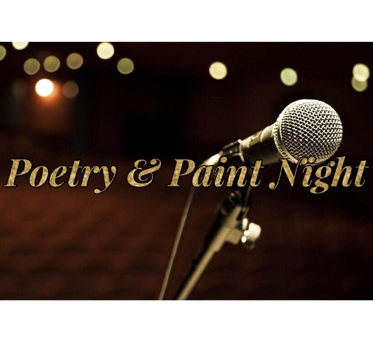 Poetry & Paint Night