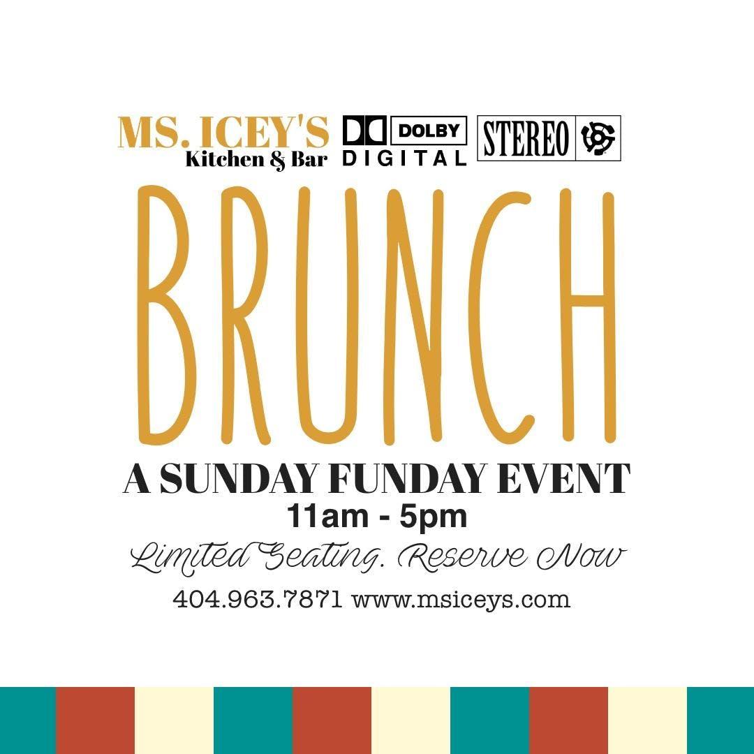 Brunch @MS. Iceys at Ms. Iceys Kitchen & Bar, Atlanta