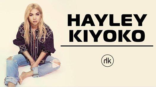 Hayley Kiyoko I Kln  Sold Out