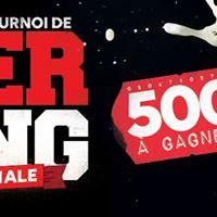 Tournoi de beer pong Internationale  500  Gagner