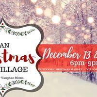 Vaughan Christmas Village