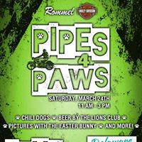 Pipes 4 Paws