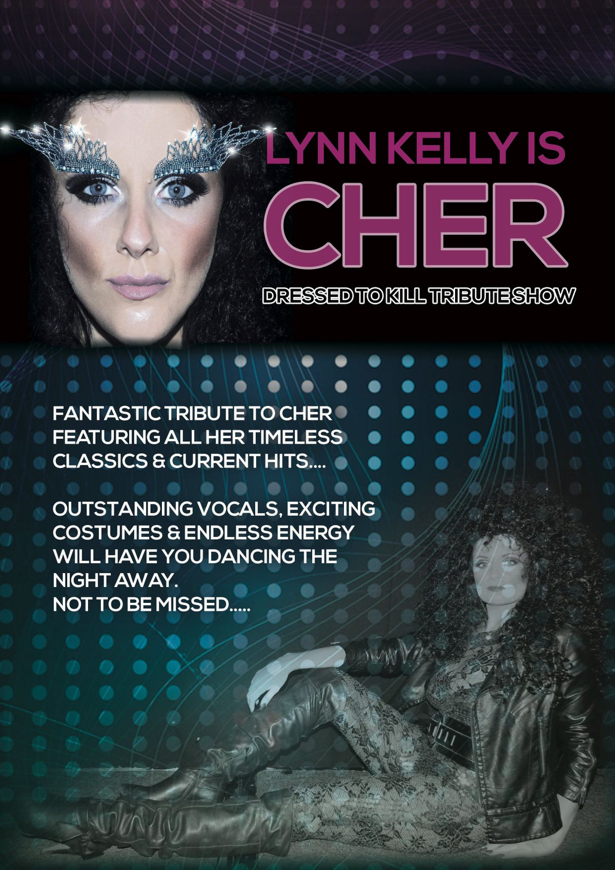 Cher Tribute Night