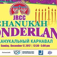 JRCC Chanukah Wonderland
