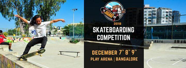 Jugaad Skateboarding Competition 2018