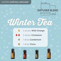 Winter Essentials - Kamloops doTERRA