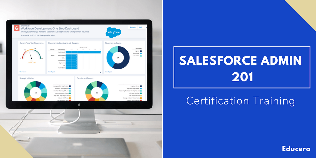 Salesforce Admin 201 Certification Training in Albany NY