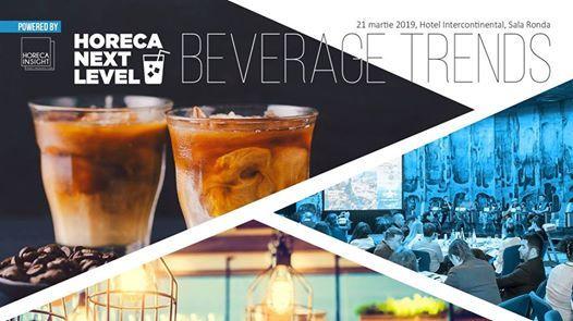Horeca Next Level  Beverage Trends