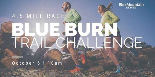 Blue Burn Trail Challenge