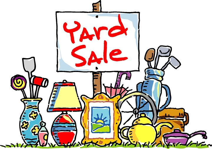 Move Out Yard Sale