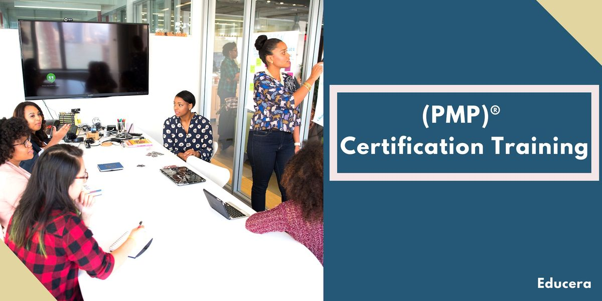 PMP Certification Training in Asheville NC