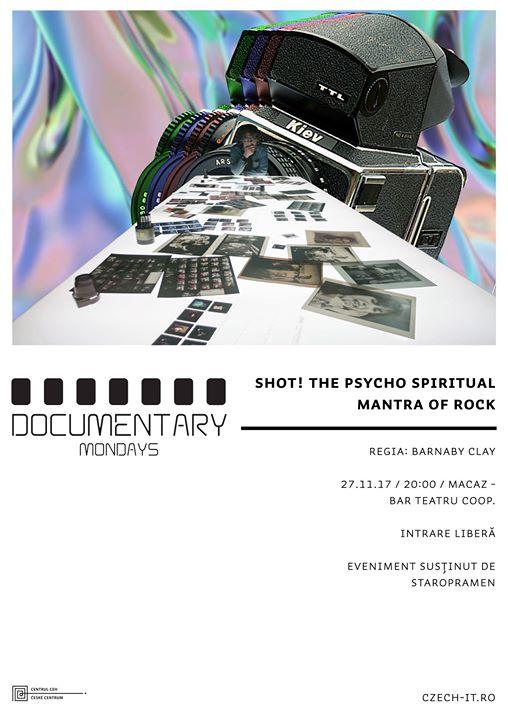 Shot The Psycho-Spiritual Mantra Of Rock  DM