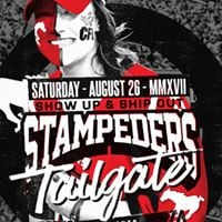 Show Up Ship Out &amp Tailgate - Stamps vs Argos