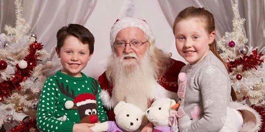 Visit the Real Santa with WAMA Group