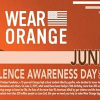 Wear Orange Naples March and Rally Gun Violence Awareness Day