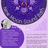 New Moon Sound Bath