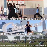 Urban Warrior 200 Hour Yoga Teacher Training