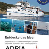 1 Woche WrackTauchsafari mit der Adria Explorer Kroatien