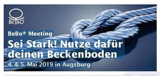BeBo Meeting Augsburg 2019