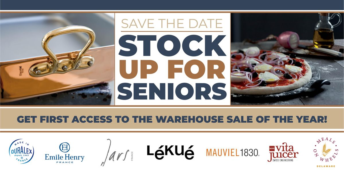 Stock Up For Seniors 2018
