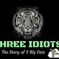 Three IdiotsThe Story of 3 Big Cats