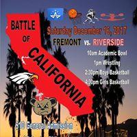 Battle of California