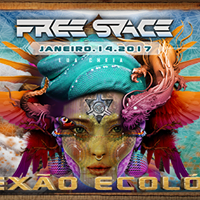 Free Space 8 Conexo Ecolgica - Lua Cheia