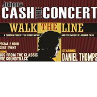 Johnny Cash The Concert Walk The Line Tour  April