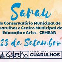 Sarau do Cemear e Conservatrio Municipal - 2309