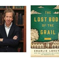 Lunch with Author Charlie Lovett