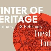 Tuesdays Tours dlr Winter of Heritage 2018