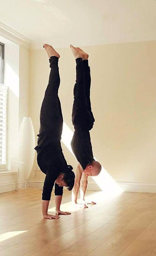 Absolute Beginners Handstand Workshop with Ealine & Noel