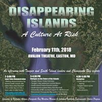 Disappearing Islands A Culture at Risk