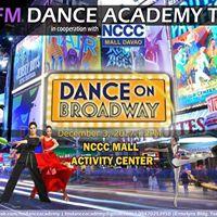 DANCE ON BROADWAY by FM DANCE ACADEMY